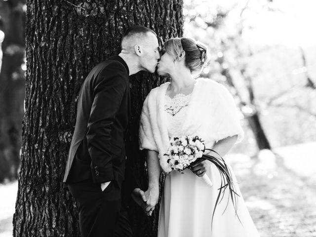 Il matrimonio di David e Martina a Udine, Udine 474