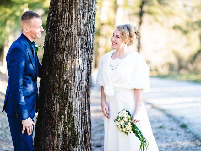 Il matrimonio di David e Martina a Udine, Udine 480
