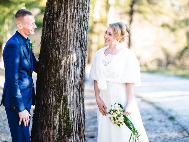 Il matrimonio di David e Martina a Udine, Udine 483