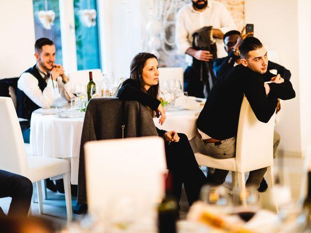 Il matrimonio di David e Martina a Udine, Udine 517