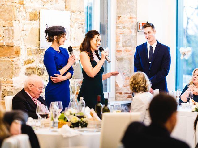 Il matrimonio di David e Martina a Udine, Udine 518