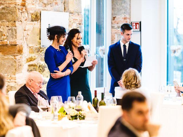 Il matrimonio di David e Martina a Udine, Udine 524