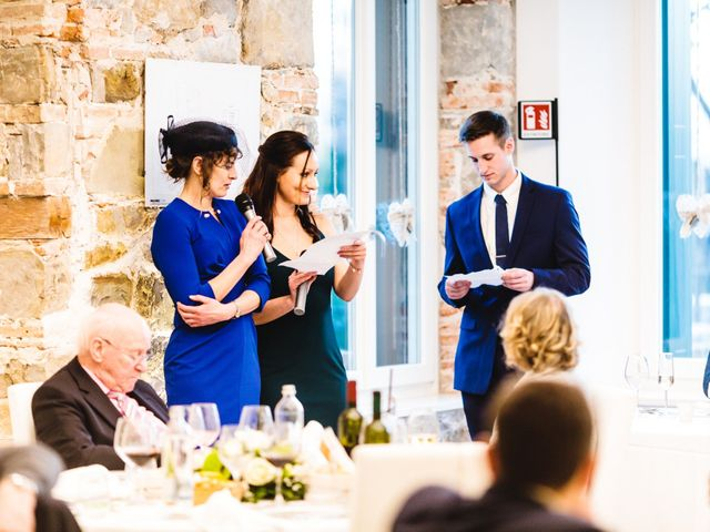 Il matrimonio di David e Martina a Udine, Udine 527