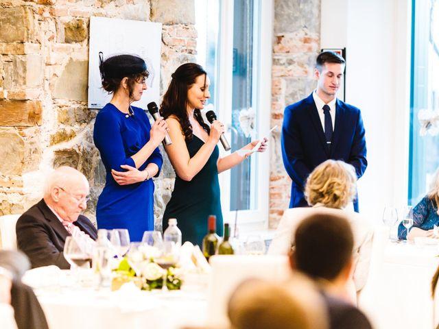 Il matrimonio di David e Martina a Udine, Udine 531