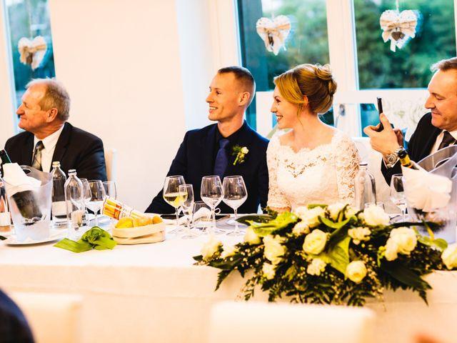 Il matrimonio di David e Martina a Udine, Udine 533
