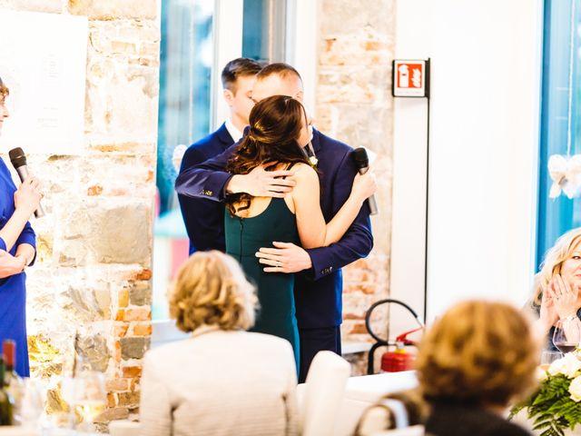 Il matrimonio di David e Martina a Udine, Udine 538