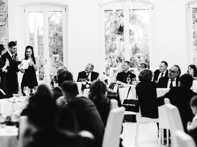 Il matrimonio di David e Martina a Udine, Udine 546
