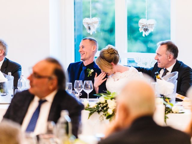Il matrimonio di David e Martina a Udine, Udine 549