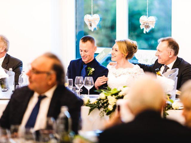 Il matrimonio di David e Martina a Udine, Udine 550
