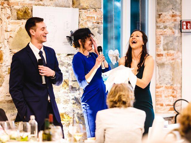 Il matrimonio di David e Martina a Udine, Udine 551