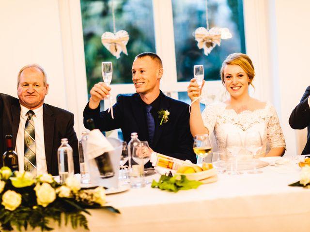 Il matrimonio di David e Martina a Udine, Udine 554