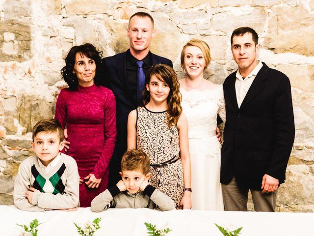 Il matrimonio di David e Martina a Udine, Udine 564