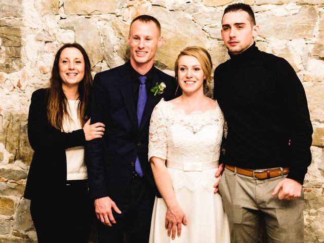 Il matrimonio di David e Martina a Udine, Udine 592