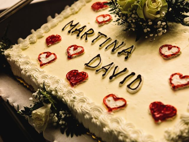 Il matrimonio di David e Martina a Udine, Udine 606