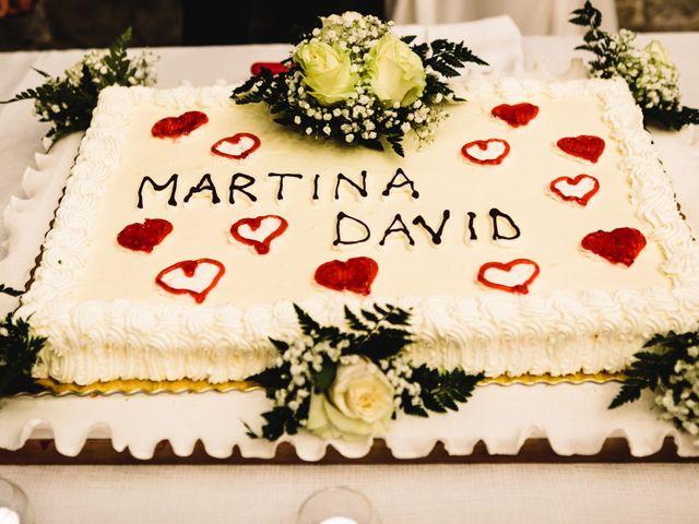 Il matrimonio di David e Martina a Udine, Udine 608