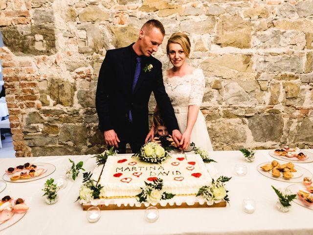 Il matrimonio di David e Martina a Udine, Udine 610
