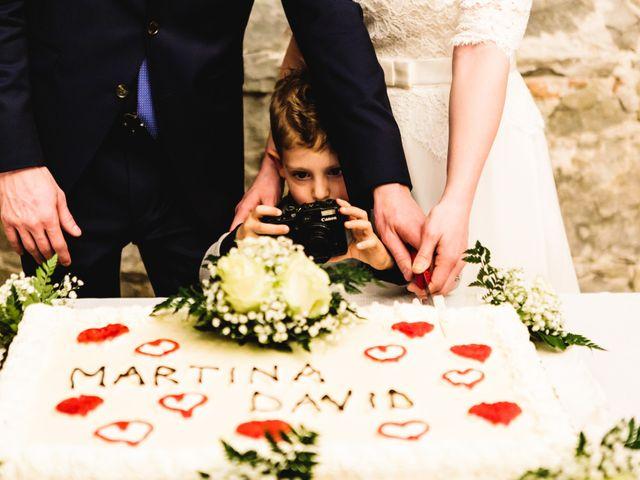 Il matrimonio di David e Martina a Udine, Udine 611