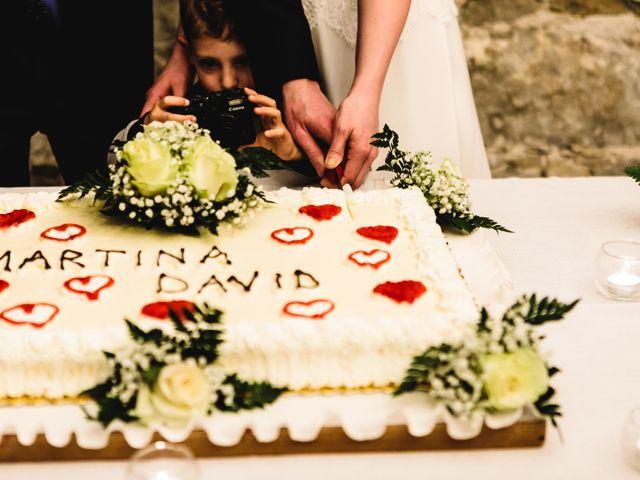 Il matrimonio di David e Martina a Udine, Udine 612