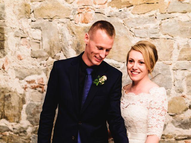 Il matrimonio di David e Martina a Udine, Udine 614