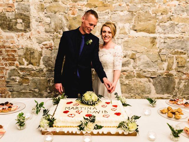 Il matrimonio di David e Martina a Udine, Udine 616