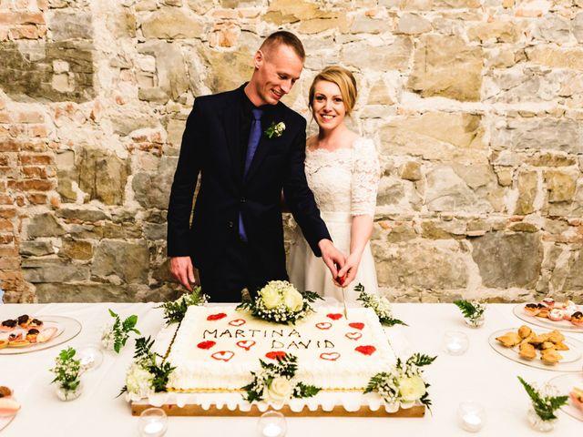 Il matrimonio di David e Martina a Udine, Udine 618