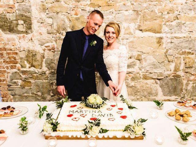 Il matrimonio di David e Martina a Udine, Udine 619