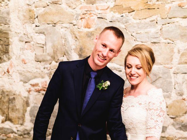 Il matrimonio di David e Martina a Udine, Udine 620