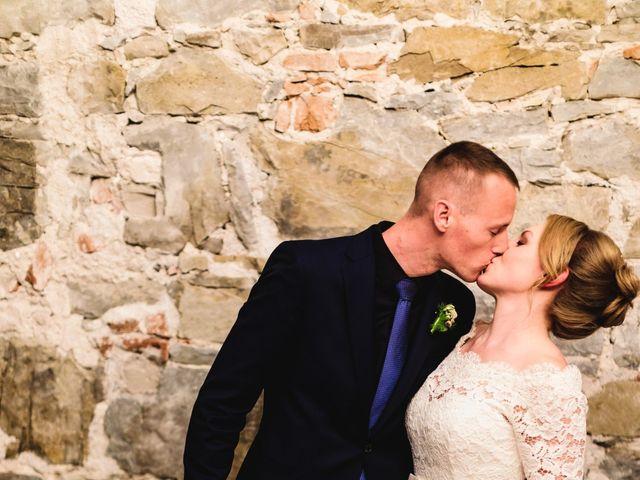 Il matrimonio di David e Martina a Udine, Udine 625