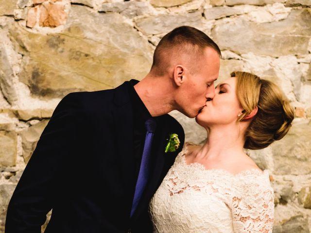 Il matrimonio di David e Martina a Udine, Udine 627
