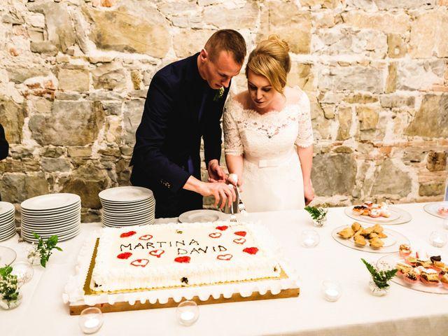 Il matrimonio di David e Martina a Udine, Udine 629