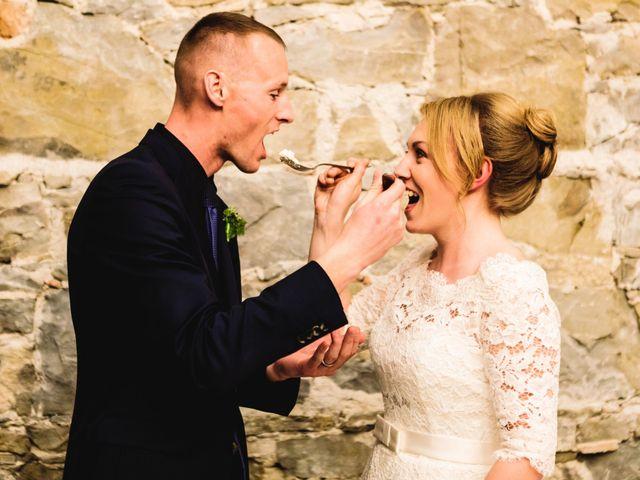 Il matrimonio di David e Martina a Udine, Udine 630