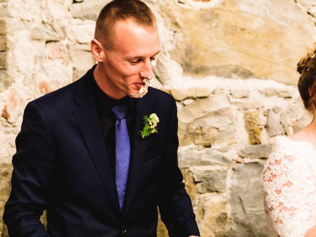 Il matrimonio di David e Martina a Udine, Udine 633