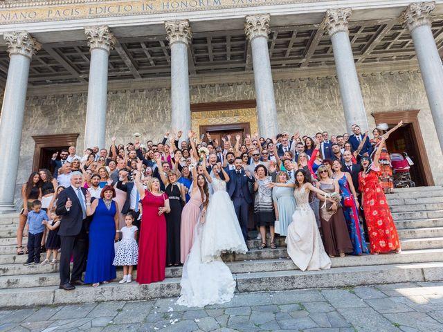 Il matrimonio di Francesco e Elena a Milano, Milano 10