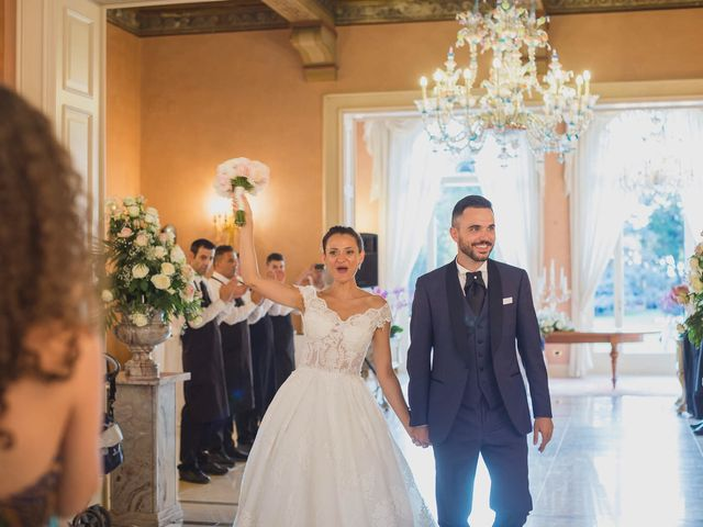 Il matrimonio di Francesco e Elena a Milano, Milano 16