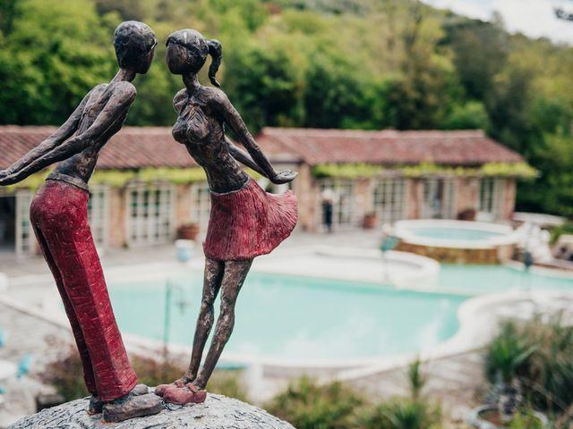Il matrimonio di Alessio e Eva a Pisa, Pisa 2