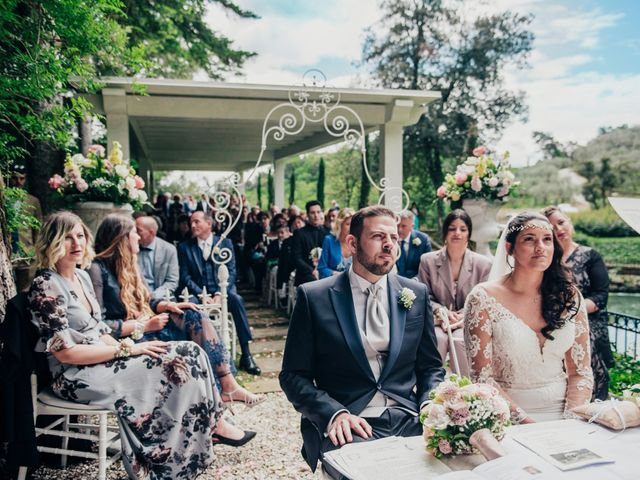 Il matrimonio di Alessio e Eva a Pisa, Pisa 28