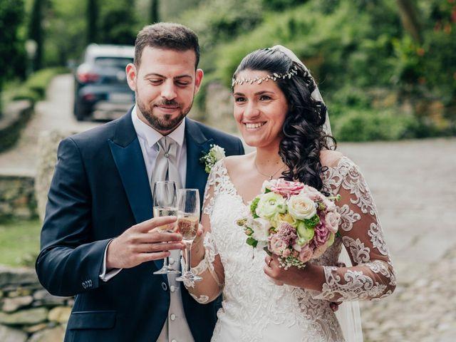 Il matrimonio di Alessio e Eva a Pisa, Pisa 44