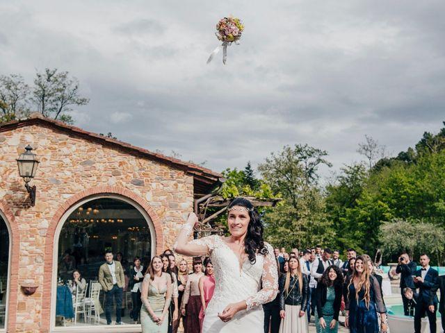 Il matrimonio di Alessio e Eva a Pisa, Pisa 71