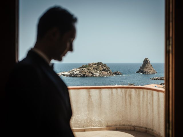 Il matrimonio di Francesco e Francesca a Acireale, Catania 8