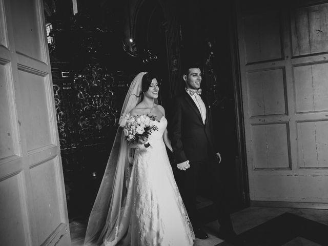 Le nozze di Federica e Salvo