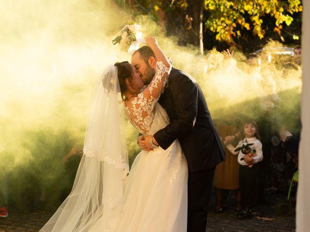 Le nozze di Giorgia e Ulrico