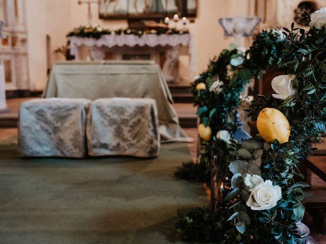 Il matrimonio di Roberto e Elena a Castiglione della Pescaia, Grosseto 18