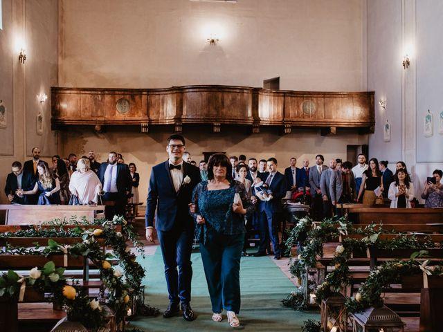 Il matrimonio di Roberto e Elena a Castiglione della Pescaia, Grosseto 22