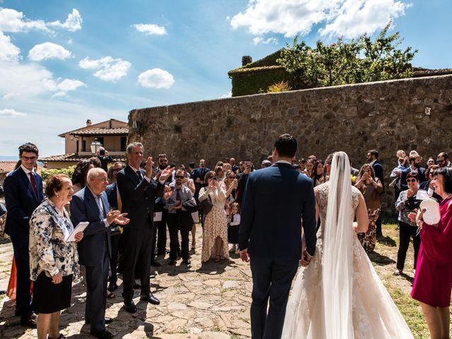 Il matrimonio di Roberto e Elena a Castiglione della Pescaia, Grosseto 31