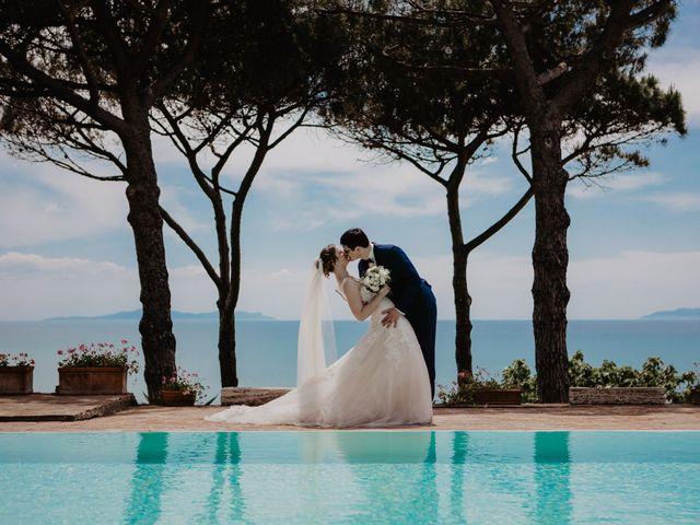 Il matrimonio di Roberto e Elena a Castiglione della Pescaia, Grosseto 36