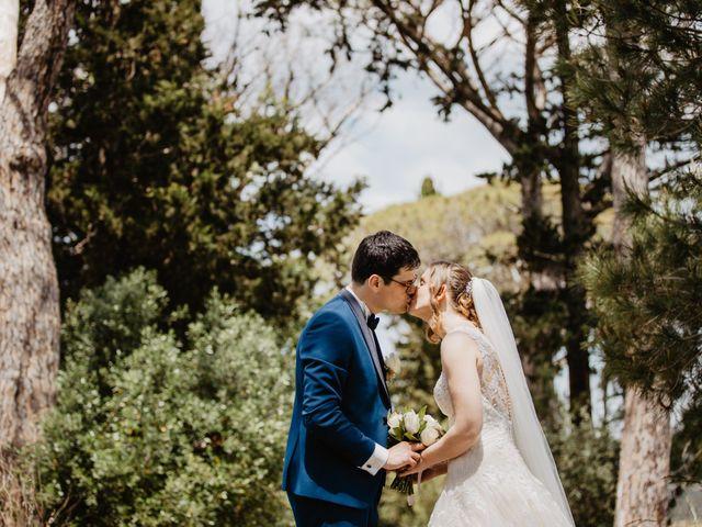 Il matrimonio di Roberto e Elena a Castiglione della Pescaia, Grosseto 37