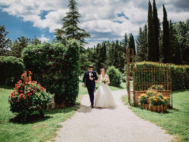Il matrimonio di Roberto e Elena a Castiglione della Pescaia, Grosseto 38