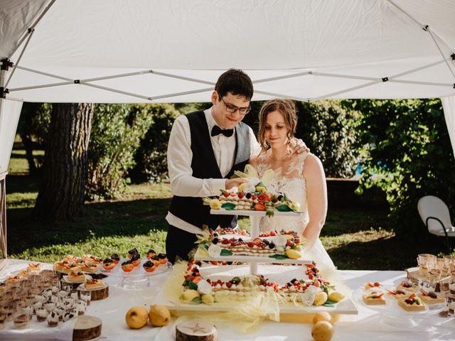 Il matrimonio di Roberto e Elena a Castiglione della Pescaia, Grosseto 55