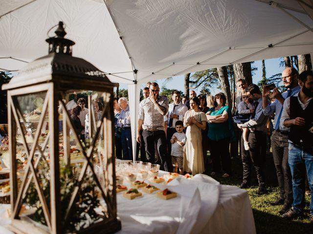 Il matrimonio di Roberto e Elena a Castiglione della Pescaia, Grosseto 57