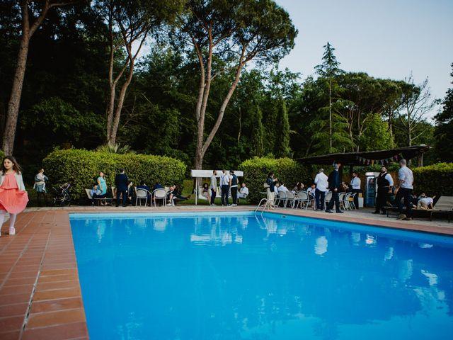 Il matrimonio di Roberto e Elena a Castiglione della Pescaia, Grosseto 60